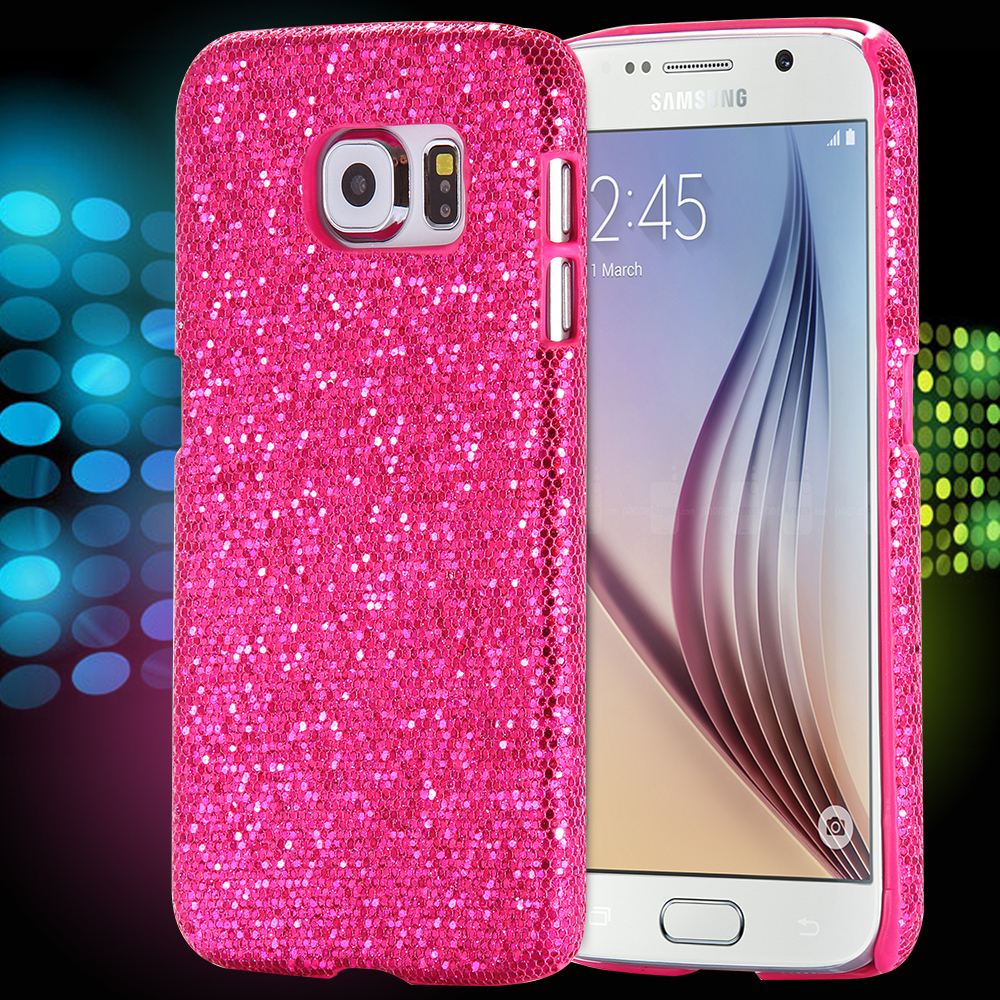 samsung galaxy s6 sparkly case
