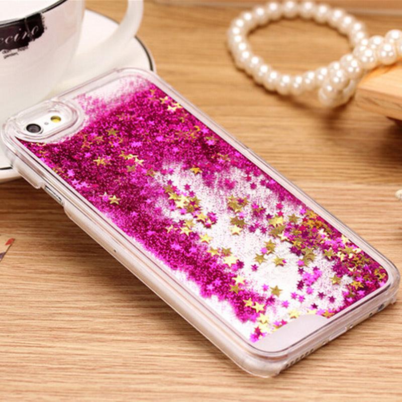 glitter cover iphone 5